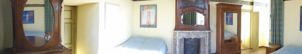 Balkonverblijf slaapkamer
